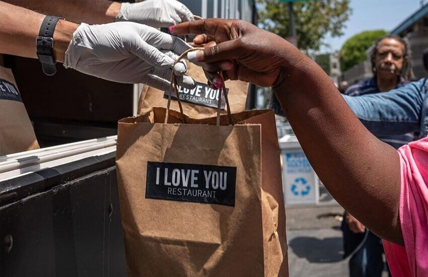 Jaden Smith Has Launched A Food Truck and Has Named It I Love You Restaurant, for the Homeless in Los Angeles